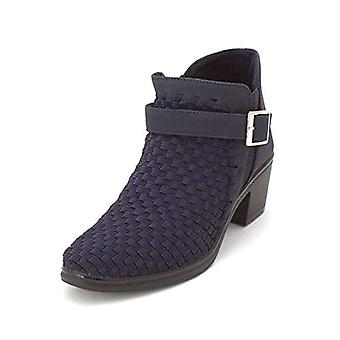 Steven by Steve Madden Womens Parade Fabric Closed Toe Ankle Fashion Boots