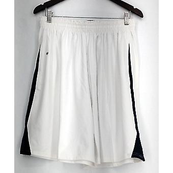 Holloway Plus Pantaloncini (XXL) Pantaloncini Atletici Bianco Nuovo Nuovo