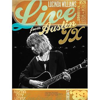 Lucinda Williams - Live From Austin Tx '89 [DVD] USA import