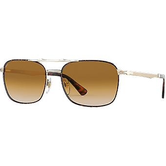 Persol 2454S Golden/Degraded Brown Scale