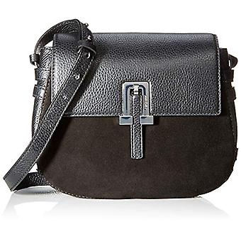 Marc Cain Shoulder Bag - Black Women's Shoulder Bags (Black) 8x22x26 cm (B x H T)