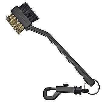 2 Way Golf Club Cleaning Brush
