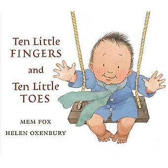 10 小指と Mem による 10 小さな足の指キツネのヘレン ・ Oxenbury-