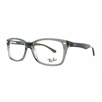 Ray-Ban RB5228 5546 Grey Glasses