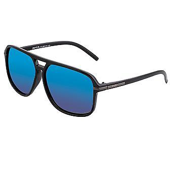 Simplify Reed Polarized Sunglasses - Black/Blue