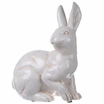 Long-Eared Rabbit Statuette