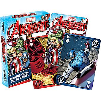 Playing Card - Marvel - Avengers - Comic Team Poker Games New 52409