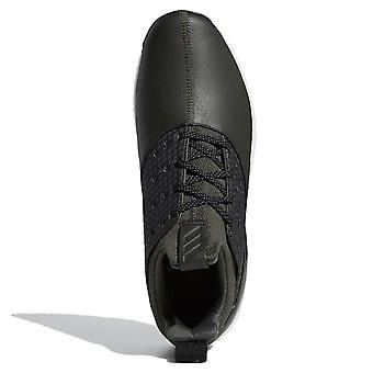 adidas Hombres Adicross Bounce 2 Cuero Spikeless Zapatos de Golf Flexible