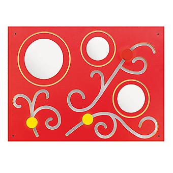 Flowers Manipulative Board Sensory Development Early Learning Kids