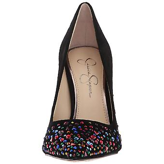 Jessica Simpson Womens Cassani4 Pointed Toe Classic Pumps