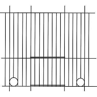 Pennine Canarie Bird Cage anteriore (60 X 30 cm)