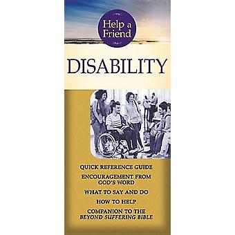 Disability by Joni Eareckson Tada - 9781628624755 Book