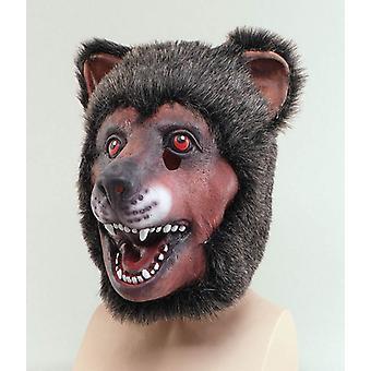 Rubber Bear Overhead masker...