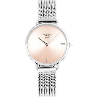 Opex OPW035 Watch - ROTONDE Silver Steel Bracelet