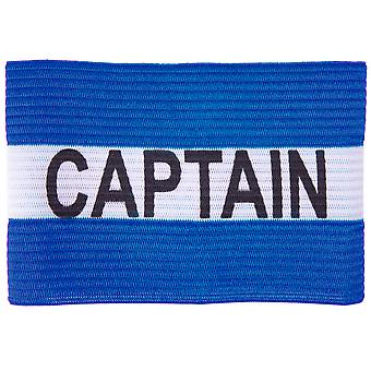 Captain Armband, Adult, Blue