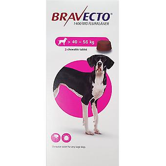 Bravecto Chews For Dogs 40-56 kg (88-123 lbs) - 3 Chews