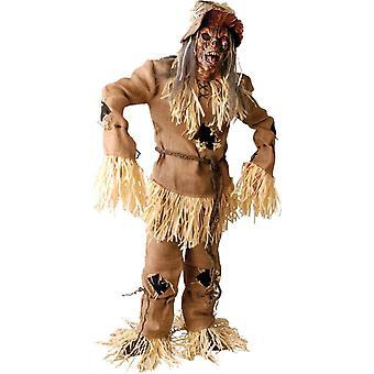 Scarecrow Halloween Adult Costume