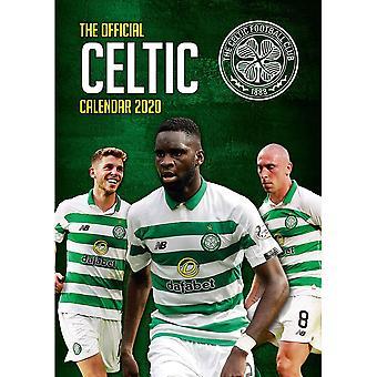 Celtic FC 2020 Kalender