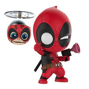 Deadpool & Headpool Cosbaby Set