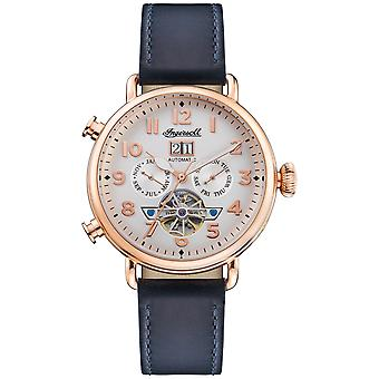 Muse Automatic Analog Men's Watch with Cowskin Bracelet I09501