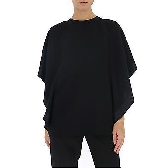 Victoria Beckham 2120wtp000564 Femmes-apos;s Black Polyester Top