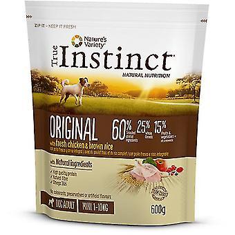 True Original Instinct Mini Adult Chicken (dogs, food, I think)