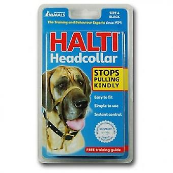 Halti Halti 4 Marron (Dogs , Training Aids , Leashes, Harnesses & Headcollars)