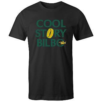 Boys Crew Neck Tee Lyhythihainen Miesten T-paita- Cool Story Bilbc