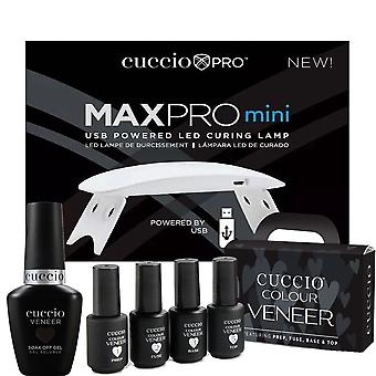 Cuccio Colore Veneer Professional Gel Polish Kit - Set 4