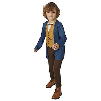 Harry Potter Childrens/Kids Newt Scamander Costume