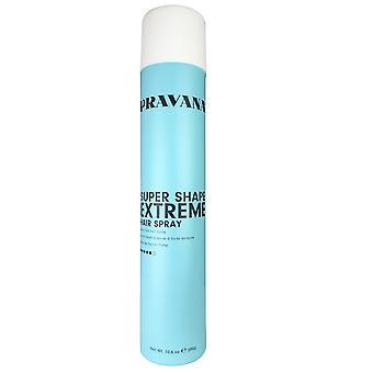 Pravana super shape extreme hair spray 10.6 oz