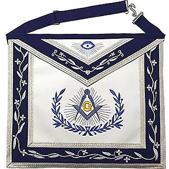 Masonic master mason machine embroidery freemasons apron