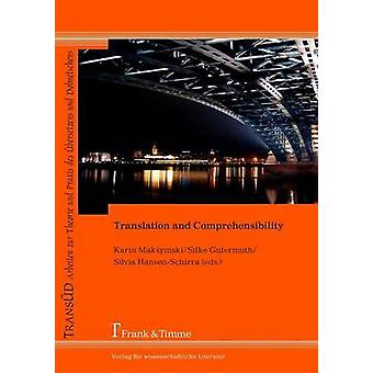 Translation and Comprehensibility by Maksymski & Karin