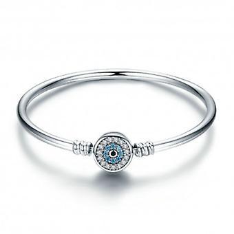Sterling Silver Bangle Bracelet - 5793