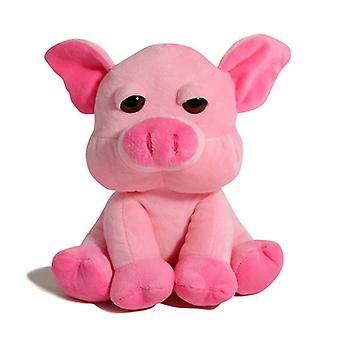 18cm Sitting Farm Animal