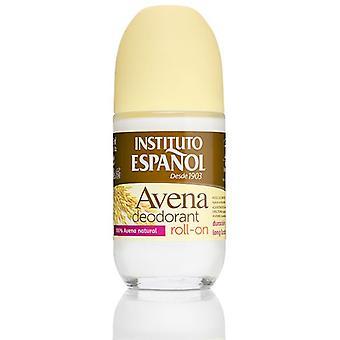 Instituto Español Deodorant Oatmeal Roll on 75 ml