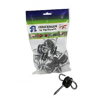 Fenceman Isolator Gate Anchor - Pack Van 10