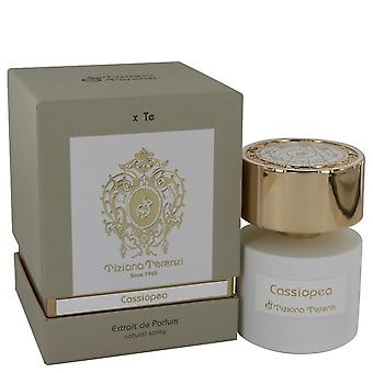 Tiziana terenzi cassiopea extrait de parfum spray (unisex) mennessä tiziana terenzi 541039 100 ml