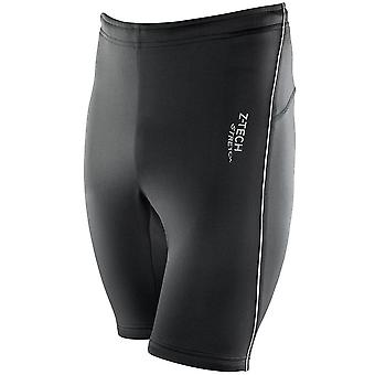 Spiro Mens Sprint Sports Training Shorts / Base Layer