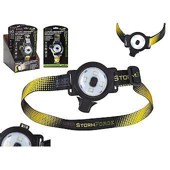 Storm Force Ultra Lightweight Rechargable Headlight