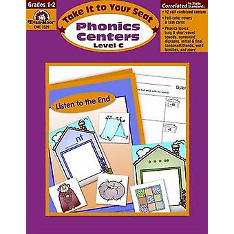 Phonics Centers Level C by Evan-Moor Educational Publishing - 9781557
