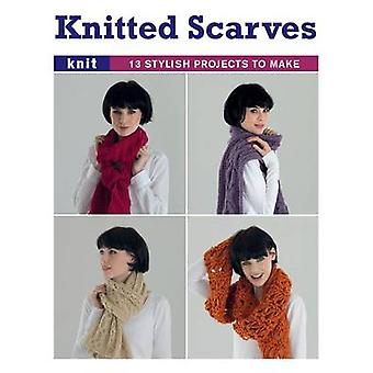 Knitted Scarves by Editors of GMC - 9781861087720 Book