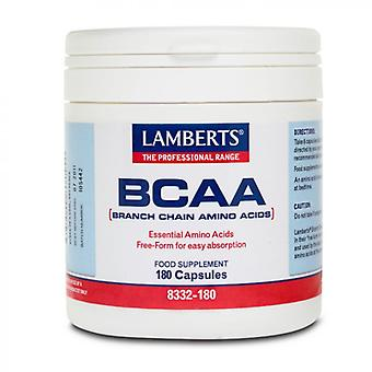 Lamberts BCAA capsules 180 (8332-180)