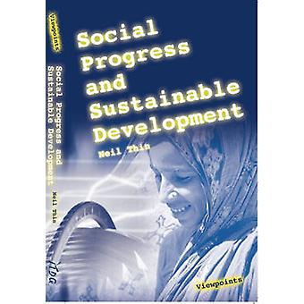 Social Progress and Sustainable Development by Neil Thin - 9781853395