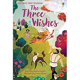 The Three Wishes by Andrew Prentice - 9781474956598 Book