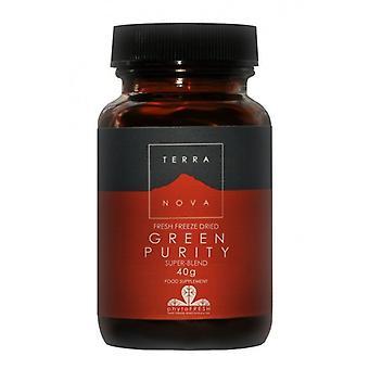 Terranova Green Purity Super-Blend Pulver 40g (T2305)