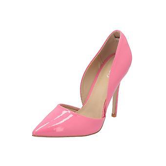 BEBO CLARA-1 Damen Pumps Rosa High-Heels Stilettos Absatz-Schuhe