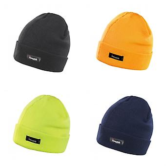 Result Unisex Lightweight Thermal Winter Thinsulate Hat (3M 40g)