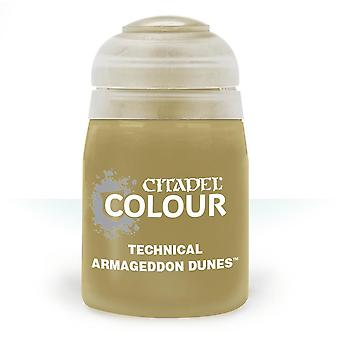 Armageddon Dunes (24ml) ,Citadel Paint Technical, Warhammer 40,000