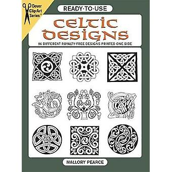 ReadytoUse Celtic Designs  96 Different RoyaltyFree Designs Printed One Side by Mallory Pearce